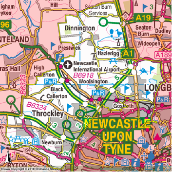 Newcastle North